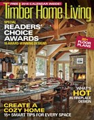 Timber Home Living Magazine 11/1/2015