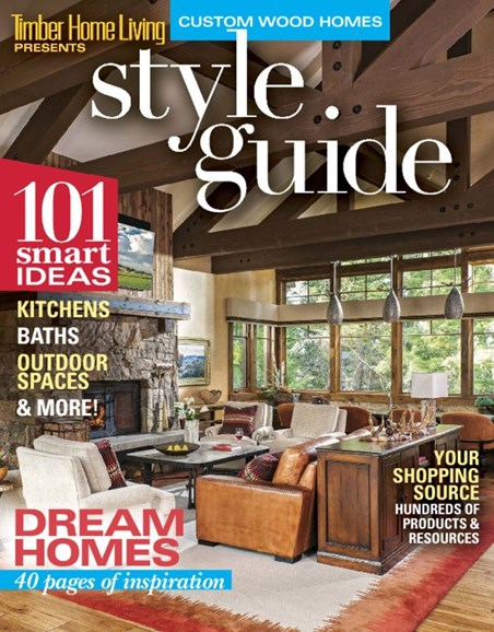 Timber Home Living Cover - 10/1/2015
