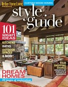 Timber Home Living Magazine 10/1/2015