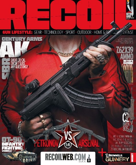 Recoil Cover - 9/1/2016