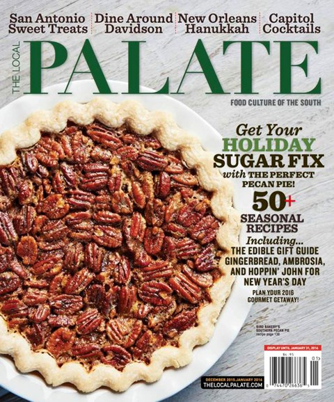 The Local Palate Cover - 12/1/2015