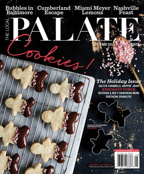 The Local Palate Cover - 12/1/2016