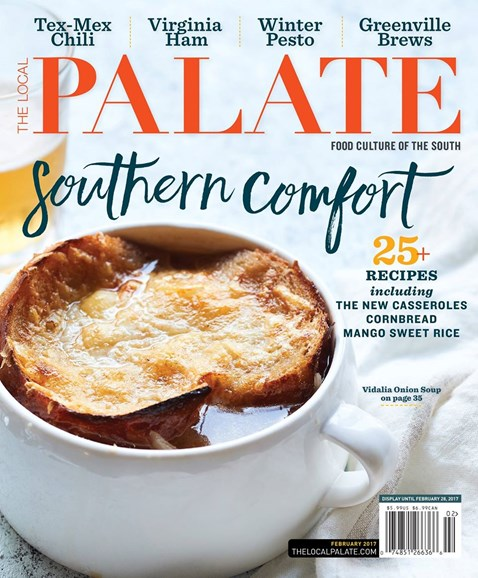 The Local Palate Cover - 2/1/2017