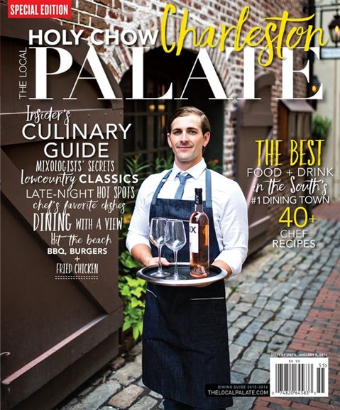 The Local Palate Cover - 7/1/2015