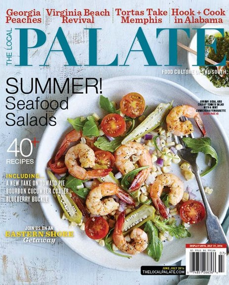 The Local Palate Cover - 6/1/2016