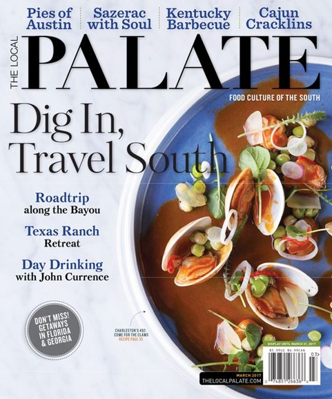 The Local Palate Cover - 3/1/2017