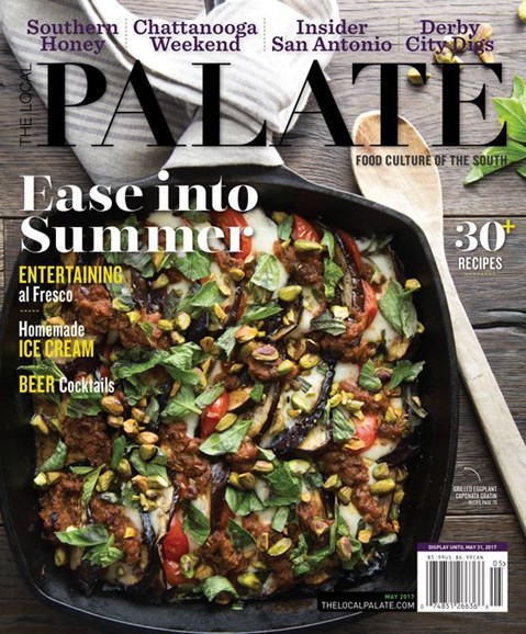 The Local Palate Cover - 5/1/2017