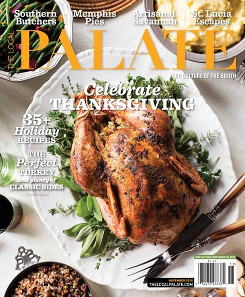 The Local Palate Cover - 11/1/2015