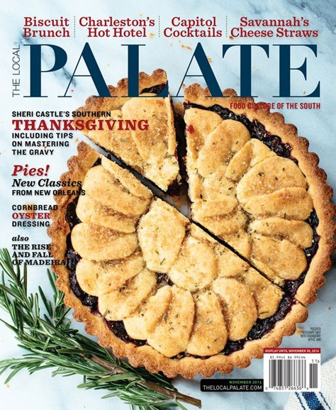 The Local Palate Cover - 11/1/2016