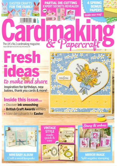 CardMaking & PaperCrafts Cover - 4/1/2017