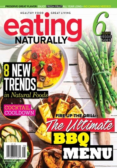 Eating Naturally Cover - 8/1/2016