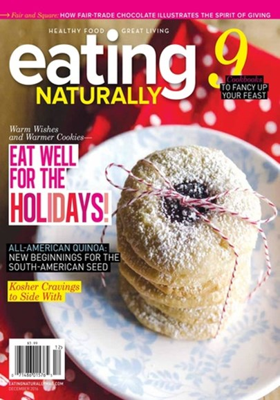 Eating Naturally Cover - 12/1/2016