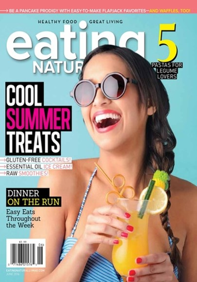 Eating Naturally Cover - 6/1/2016