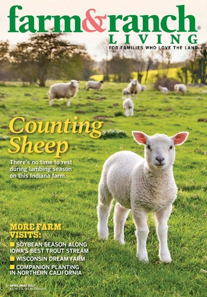 Farm & Ranch Living Cover - 4/1/2017