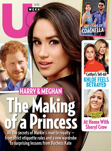 Us Weekly Cover - 5/1/2017