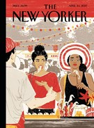 The New Yorker 4/24/2017