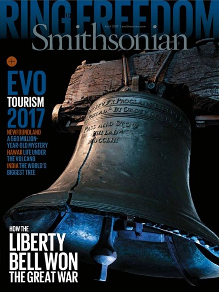 Smithsonian Cover - 4/1/2017