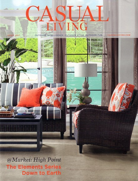 Casual Living Cover - 4/1/2017