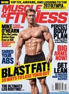 Muscle & Fitness Magazine 4/1/2017