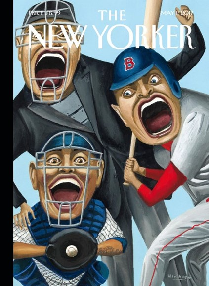 The New Yorker Cover - 5/1/2017