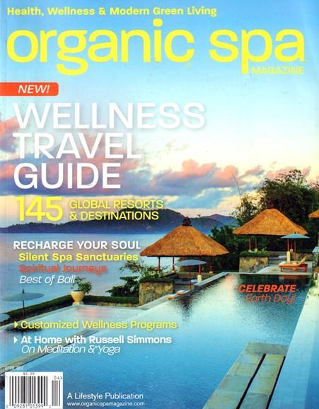 Organic Spa Cover - 4/1/2017
