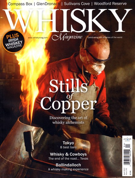 Whisky Cover - 4/1/2017