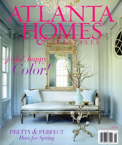 Atlanta Homes & Lifestyles Cover - 5/1/2017