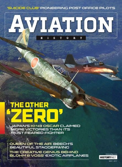 Aviation History Cover - 5/1/2017