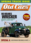 Old Cars Weekly Magazine 4/13/2017
