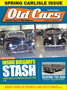 Old Cars Weekly Magazine 4/20/2017