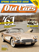 Old Cars Weekly Magazine 4/27/2017
