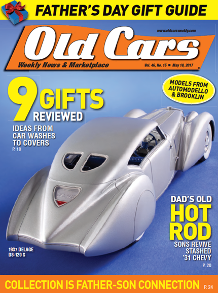 Old Cars Cover - 5/18/2017