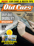Old Cars Weekly Magazine 5/4/2017