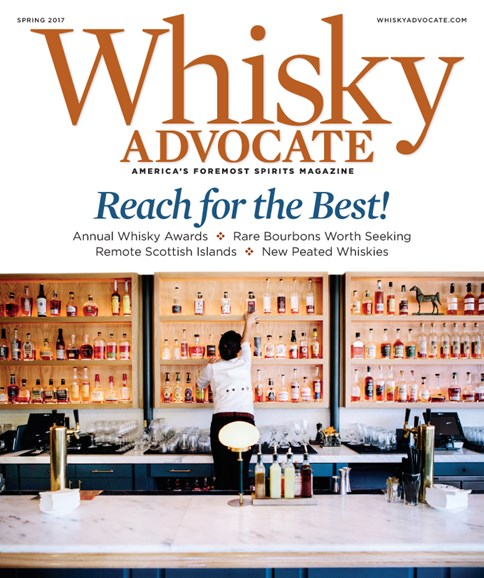 Whisky Advocate Cover - 3/1/2017