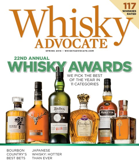 Whisky Advocate Cover - 3/1/2016