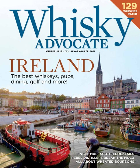 Whisky Advocate Cover - 12/1/2016