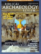 Biblical Archaeology Review Magazine 5/1/2017