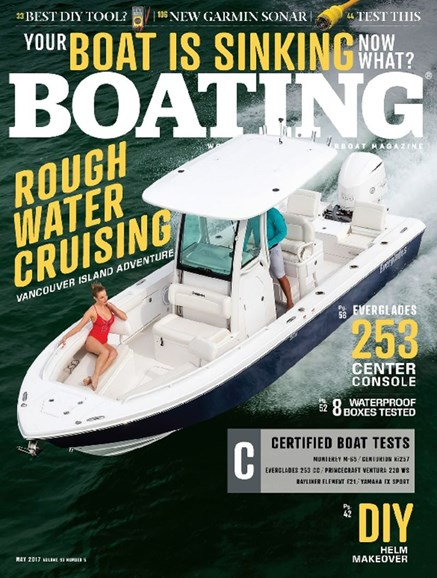 Boating Cover - 5/1/2017
