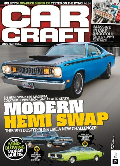 Car Craft Cover - 5/1/2017