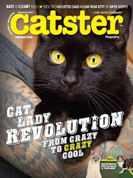 Catster Cover - 5/1/2017