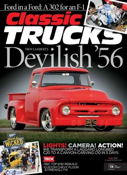Classic Trucks Cover - 5/1/2017