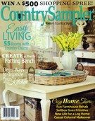 Country Sampler Magazine 5/1/2017