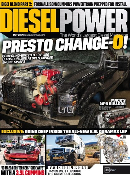 Diesel Power Cover - 5/1/2017