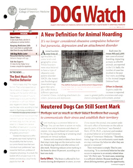 Dogwatch Cover - 5/1/2017