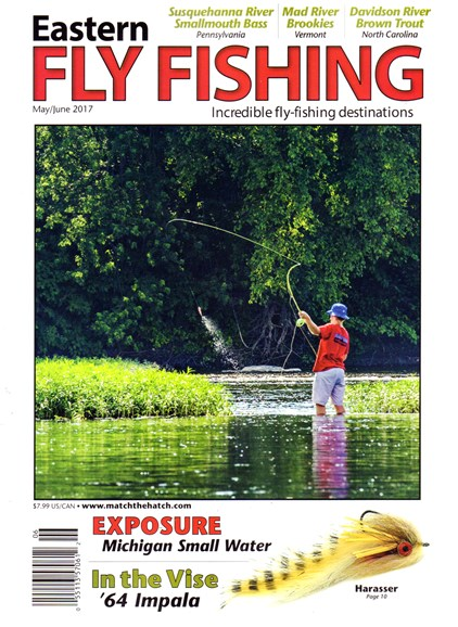 Eastern Fly Fishing Cover - 5/1/2017
