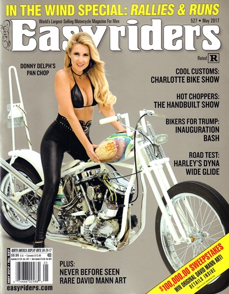 Easyriders Cover - 5/1/2017