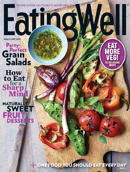 EatingWell Cover - 5/1/2017