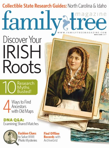 Family Tree Cover - 5/1/2017