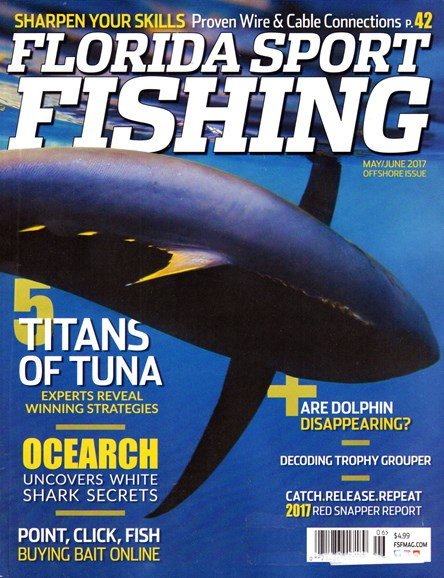 Florida Sport Fishing Cover - 5/1/2017