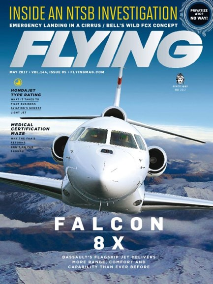 Flying Cover - 5/1/2017